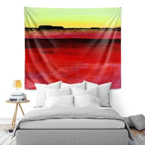 Artistic Wall Tapestry | Kathy Stanion - Mesa XIII
