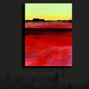 Nightlight Sconce Canvas Light | Kathy Stanion - Mesa XIII | Desert Landscape