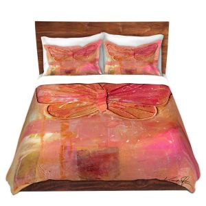 Artistic Duvet Covers and Shams Bedding   Kathy Stanion - Ode To The Butterfly