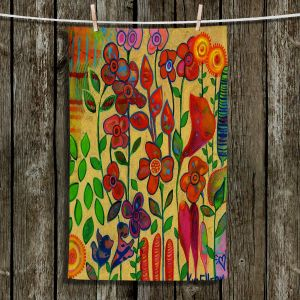 Decorative Bath Towel from DiaNoche Designs by Kim Ellery - This Is Home