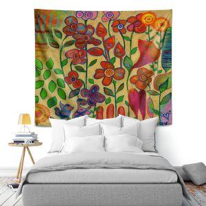 Artistic Wall Tapestry | Kim Ellery Golden Days