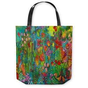 Unique Shoulder Bag Tote Bags | Kim Ellery - Happy Place