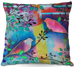 Decorative Outdoor Patio Pillow Cushion | Kim Ellery - It's Beautiful Here