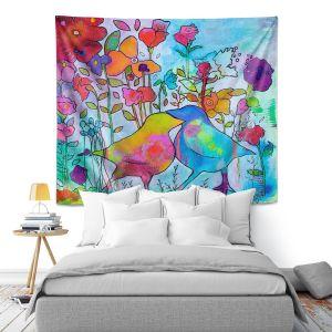 Artistic Wall Tapestry   Kim Ellery - Loved