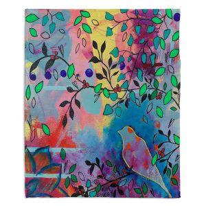 Decorative Fleece Throw Blankets | Kim Ellery - Seeker
