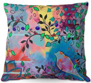 Decorative Outdoor Patio Pillow Cushion | Kim Ellery - Seeker