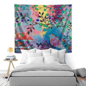 Artistic Wall Tapestry | Kim Ellery - Seeker