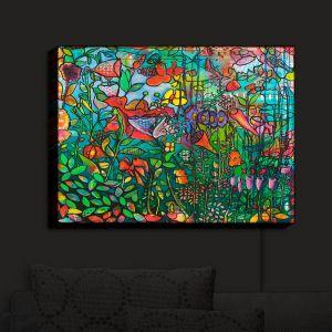 Nightlight Sconce Canvas Light | Kim Ellery's Serendipity