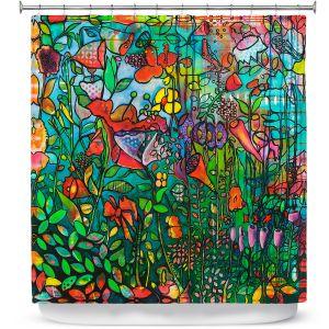 Premium Shower Curtains | Kim Ellery Serendipity