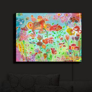 Nightlight Sconce Canvas Light   Kim Ellery's Soft Voices
