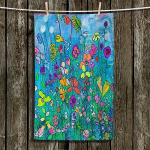 Decorative Hand Towel from DiaNoche Designs by Kim Ellery - This Is Home