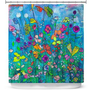 Premium Shower Curtains | Kim Ellery - This Is Home