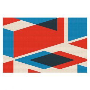 Decorative Floor Coverings | Kim Hubball - Geo Fragment