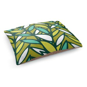 Decorative Dog Pet Beds   Kim Hubball - Leaves