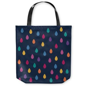 Unique Shoulder Bag Tote Bags |Kim Hubball - Raindrops Nursery