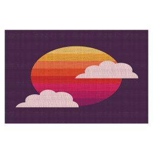 Decorative Floor Coverings | Kim Hubball - Sunset