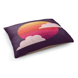 Decorative Dog Pet Beds | Kim Hubball - Sunset