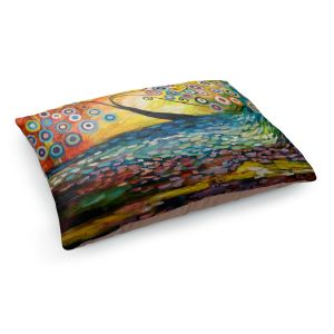Decorative Dog Pet Beds | Lam Fuk Tim's Abstract Blossom III