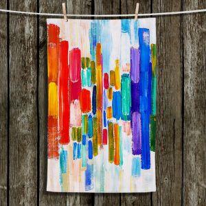 Unique Bathroom Towels | Lam Fuk Tim - Color Blocks