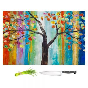 Artistic Kitchen Bar Cutting Boards | Lam Fuk Tim - Color Tree