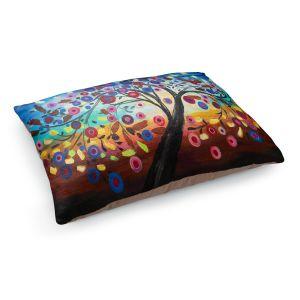 Decorative Dog Pet Beds   Lam Fuk Tim - Color Tree XIII   surreal nature
