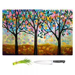 Artistic Kitchen Bar Cutting Boards | Lam Fuk Tim - Flowering Season