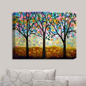 Decorative Canvas Wall Art | Lam Fuk Tim - Flowering Season
