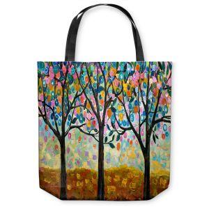 Unique Shoulder Bag Tote Bags | Lam Fuk Tim Flowering Season