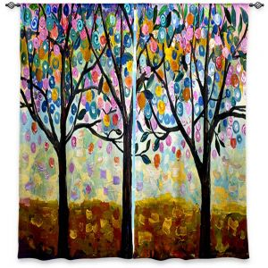Decorative Window Treatments | Lam Fuk Tim Flowering Season