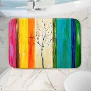 Decorative Bathroom Mats | Lam Fuk Tim - Rainbow Tree l
