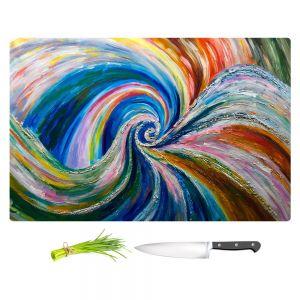 Artistic Kitchen Bar Cutting Boards | Lam Fuk Tim - Spiral I