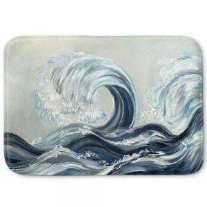 Decorative Bathroom Mats | Lam Fuk Tim - Wave Rolling l