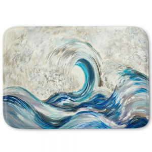Decorative Bathroom Mats | Lam Fuk Tim - Wave Rolling ll