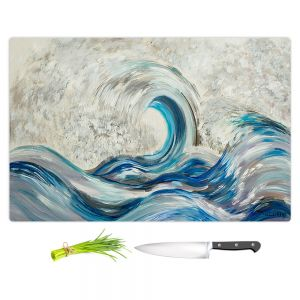 Artistic Kitchen Bar Cutting Boards | Lam Fuk Tim - Wave Rolling ll