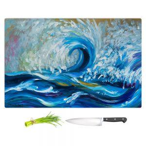 Artistic Kitchen Bar Cutting Boards   Lam Fuk Tim - Wave Rolling 3   water sea ocean