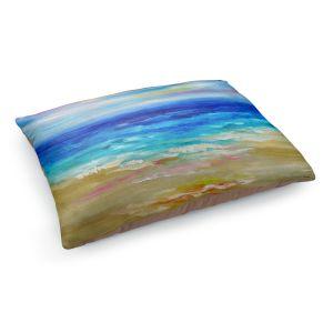 Decorative Dog Pet Beds | Lam Fuk Tim - Waves Abstract lll