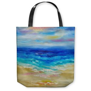 Unique Shoulder Bag Tote Bags |Lam Fuk Tim - Waves Abstract lll