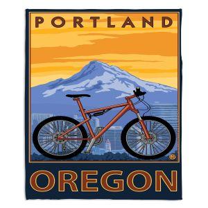 Decorative Fleece Throw Blankets | Lantern Press - Portland Oregon