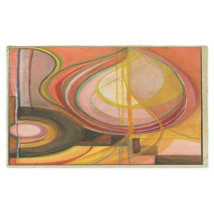 Artistic Pashmina Scarf | Lorien Suarez - Guitarra Alegre 2 | Abstract Music