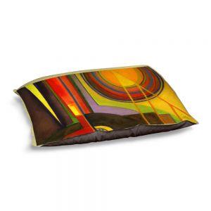 Decorative Dog Pet Beds | Lorien Suarez - Guitarra Alegre 4 | Abstract Music