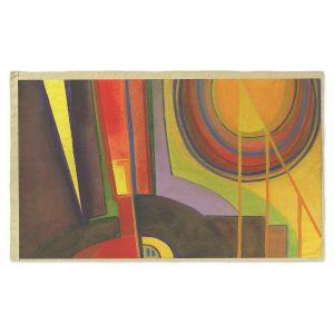 Artistic Pashmina Scarf | Lorien Suarez - Guitarra Alegre 4 | Abstract Music