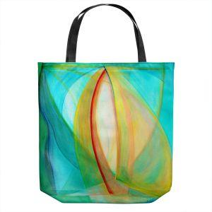 Unique Shoulder Bag Tote Bags   Lorien Suarez - Sails   Abstract