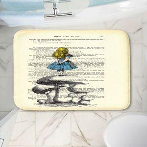 Decorative Bathroom Mats | Madame Memento - Alice