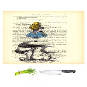 Artistic Kitchen Bar Cutting Boards | Madame Memento - Alice