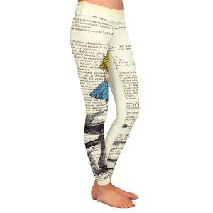 Casual Comfortable Leggings | Madame Memento Alice