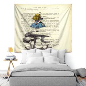 Artistic Wall Tapestry | Madame Memento Alice
