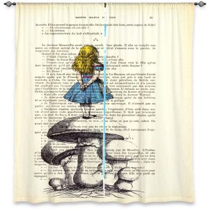 Decorative Window Treatments   Madame Memento Alice