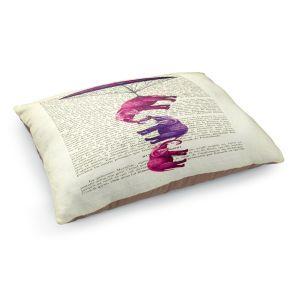 Decorative Dog Pet Beds | Madame Memento's Elephants Parachute