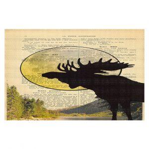 Decorative Floor Coverings | Madame Memento - Moose Moon