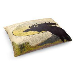 Decorative Dog Pet Beds | Madame Memento - Moose Moon
